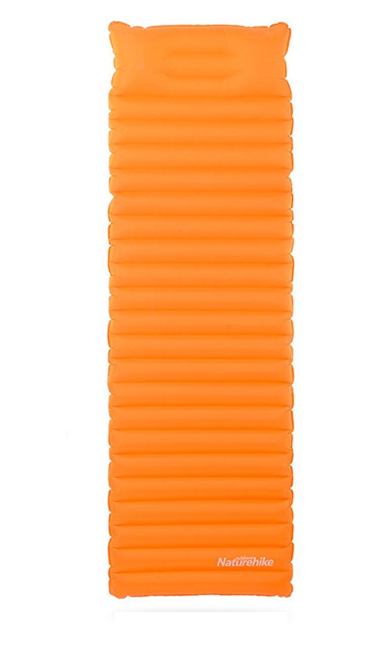 LHFJ Aufblasbarer kampierender Rollen-Matten-Airbag-Ultraleichte aufpumpende Schlafenmatratze mit Reparatur-Installationssatz für Das Kampieren, Wandern, reisend und Wandern