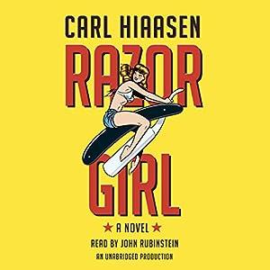 Razor Girl Hörbuch