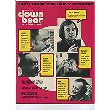 Down Beat March 2 1972 Henry Mancini Quincy Jones Milt Jackson Don Ellis MBX55