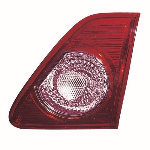 Go-Parts OE Replacement for 2009-2010 Toyota Corolla Rear Tail Light Lamp Assembly/Lens / Cover - Right (Passenger) Side Inner 81580-02190 TO2803105 for Toyota Corolla