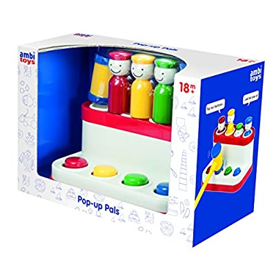 Ambi Toys, Pop-Up Pals: Toys & Games