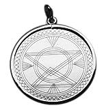 Sri Chakra Medallion