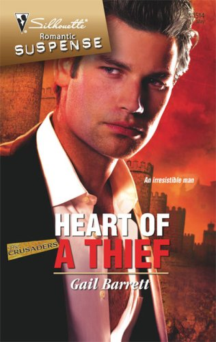 book cover of Heart of a Thief