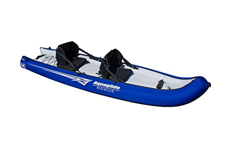 Aquaglide Rogue Two - Dive-Yak/Sit-on-Top - 2 Man: Amazon.es ...