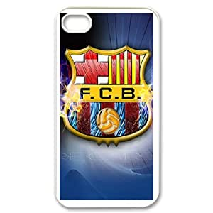 FCB F¨²tbol Club Barcelona case generic DIY For iPhone 4,4S MM8R864398