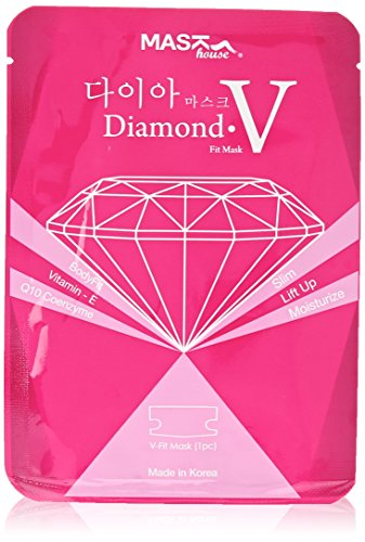 Mask House Diamond V Fit mask (5 - Shape Diamond Face