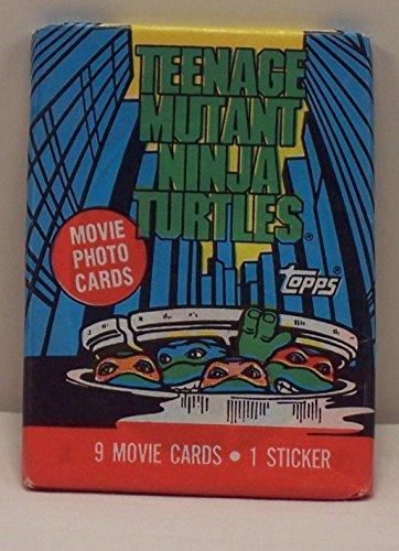 Teenage Mutant Ninja Turtles Trading Card Pack ()