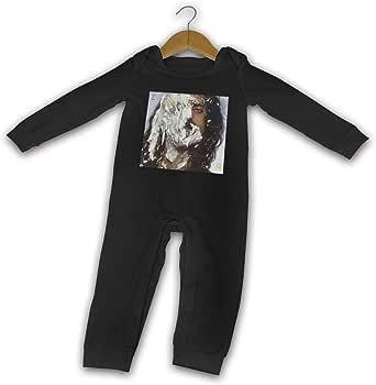 RZJMRU The Guitar World Frank Zappa Romper 2020 Onesies Black Infant Jumpsuit Long Sleeve