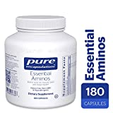 Cheap Pure Encapsulations – Essential Aminos – Hypoallergenic Supplement to Support Healthy Muscle and Tissue* – 180 Capsules