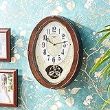 """Rhythm Clocks """"Caprice"""" Musical Motion Clock"""