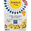 Simple Mills Naturally Gluten-Free Almond Flour Crackers