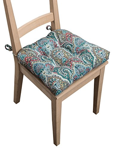 Arlee Miquelon Set of 2 Chair Pad, Cyprus, 2 Piece