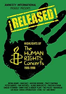 Highlights Of The Human Rights Concerts 1986-1998 (DVD)