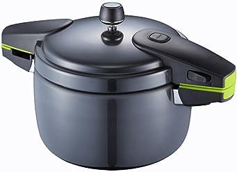 Pn Bpnpc-04 Black Pearl Neo Pressure Cooker 2.5l for 4 People