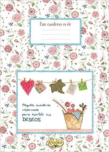 Deseos (Placer De Escribir): Amazon.es: Rústika: Libros