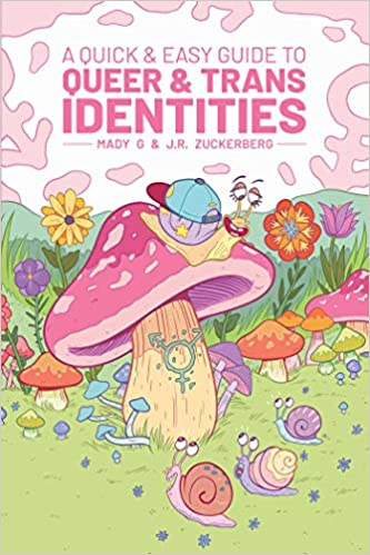 Quick & Easy Guide To Queer & Trans Identities: Amazon.es ...