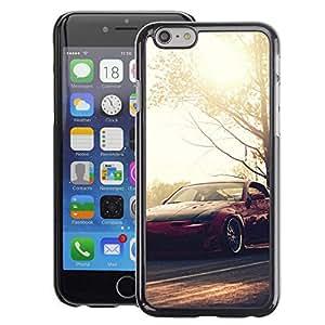 Snap-on Series Teléfono Carcasa Funda Case Caso para iPhone 6 , ( N1ssan 350z Fairlady )