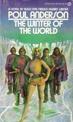 book cover of The Winter of the World
