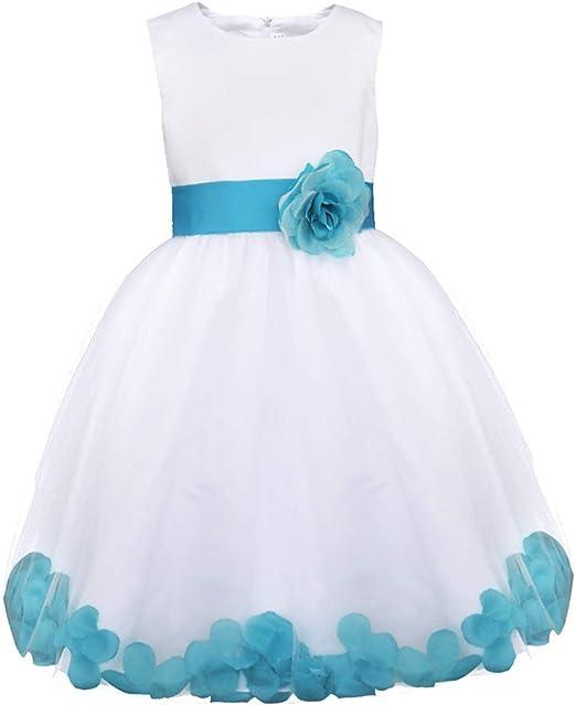 Amazon Com Momo Kids Girls Summer Dress Wedding Dress For Teen