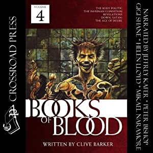 The Books of Blood: Volume 4 Hörbuch