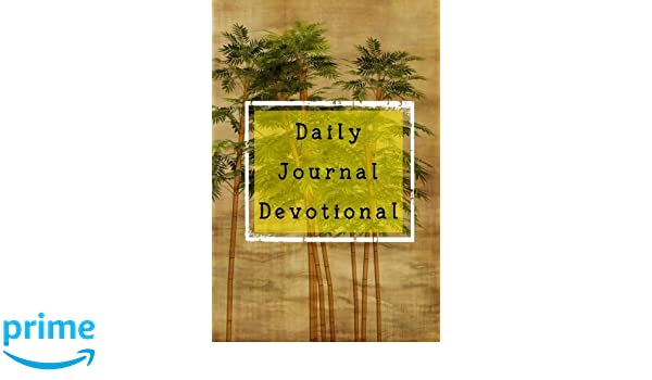 Devotionals For Couples Christian: Blank Prayer Journal, 6 x 9, 108 Lined Pages