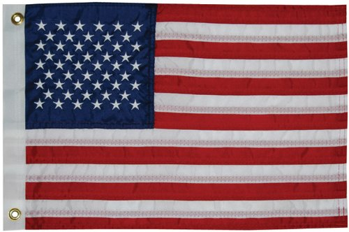 Taylor Made Products 8460 US 50 Star Sewn Boat Flag, 36 x 60-Inch by TAYLOR MADE PRODUCTS