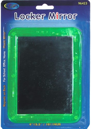 Magnetic Locker Mirror Case Pack 48 Computers, Electronics, Office Supplies, Computing by DDI