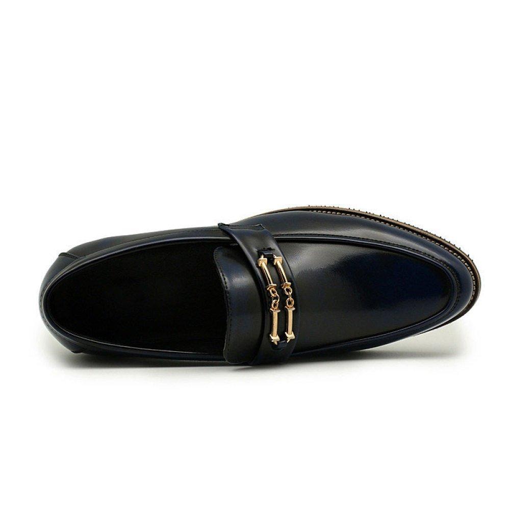 Zllnspx Herren Fashion Schuhe Freizeitschuhe Hochzeitsschuhe British