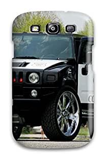 Cody Elizabeth Weaver HTUqrOt863tUChE Protective Case For Galaxy S3(hummer Police Car)