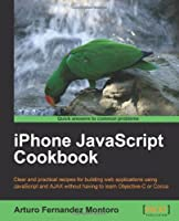iPhone JavaScript Cookbook Front Cover