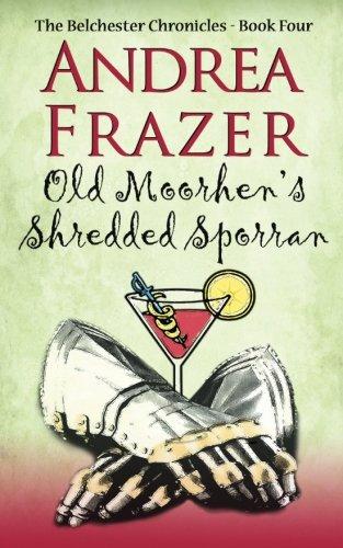 book cover of Old Moorhen\'s Shredded Sporran
