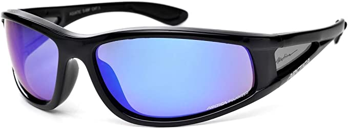 Arctica Polarized Sport Sunglasses S 69f Floating With Revo Treatment For Fishing Sailing Cycling Or Everyday Use Bekleidung