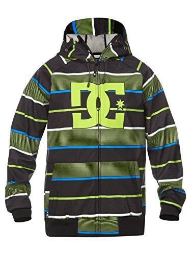 UPC 887767773503, DC Men's Replacement Snow Jacket, Tank Stripe Lime, Large
