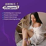 Bombay Shaving Company Defender For Her Women's Razor For One Stroke Irritation-Free Shaves