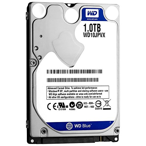 Western Digital WD10JPVX Certified Refurbished product image