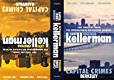 Front cover for the book Capital Crimes by Jonathan Kellerman