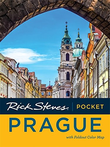 Rick Steves Pocket Prague cover