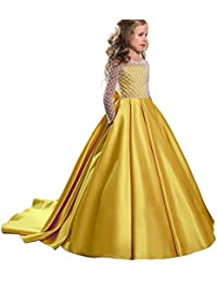 Amazon Yellows Special Occasion Dresses Clothing Shoes