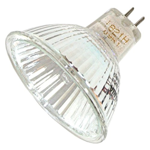 (12 Pack) Sylvania 58327 - 50MR16/FL35/EXN/C 12V (EXN) MR16 Halogen Light Bulb