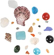 owhelmlqff DIY Faux Gem Shells Excavation Dig up Kit Educational Kids Archaeological Toy Educational Building Toy Search Toy