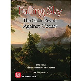 GMT Games Falling Sky: Gallic Revolt Against Caesar
