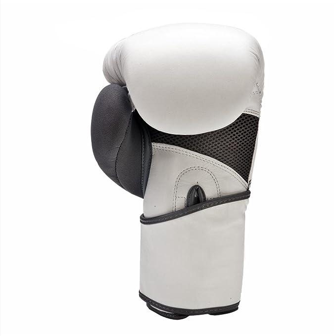 Siete americano de guante de boxeo, Unisex Infantil, blanco: Amazon.es: Deportes y aire libre