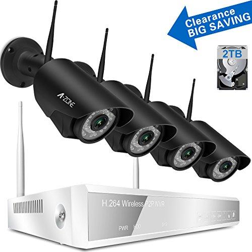 ZONE Wireless Security Surveillance Infrared