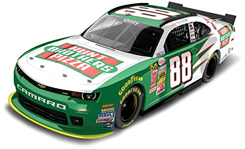 Lionel Racing N885821HBKH Kevin Harvick # 88 Hunt Brothers Pizza 2015 Chevrolet Camaro INFINITY NASCAR Series Diecast Car 1:24 Scale ARC HOTO Official Die-cast of NASCAR Vehicle
