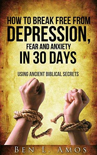 how to break depression