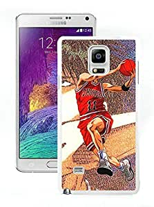 High Quality SLAM DUNK 12 White For Case Samsung Note 3 Cover