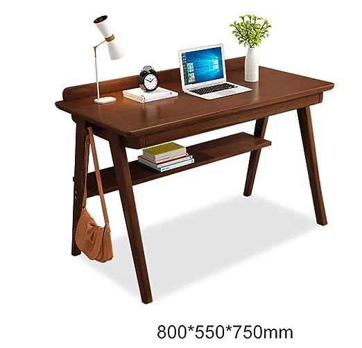 Mesa de ordenador Escritorio moderno y minimalista para ...