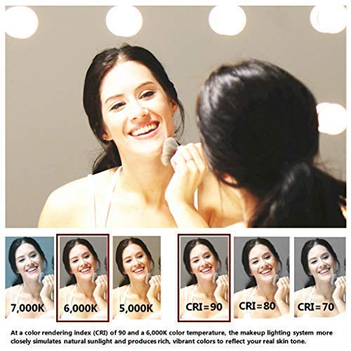 Buy makeup lighting mirror