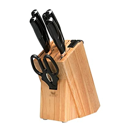 Compra Soportes para cuchillos Porta Cuchillos De Madera ...