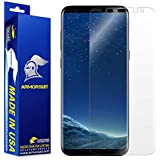 Samsung Galaxy S8 Screen Protector, ArmorSuit MilitaryShield Max Coverage Screen Protector For Galaxy S8 - HD Clear Anti-Bubble